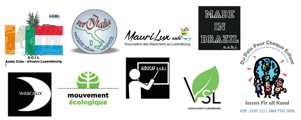 CLAE asbl Logos